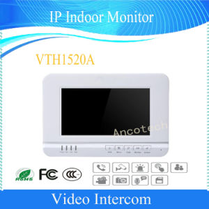 Dahua Ipc Surveillance Video Intercom Indoor Monitor (VTH1520A) pictures & photos