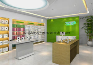 Mobile Phone Retail Shopfitting, Shop Fixture pictures & photos