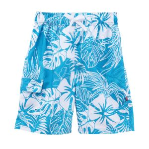 Polyester Printed Microfiber Fabric for Beach Shorts