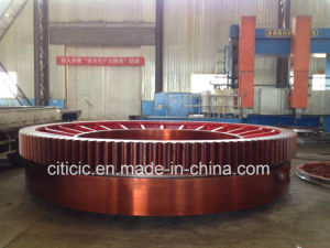 Large Module Girth Gear Ring for Rotary Kiln and Rotary Dryer pictures & photos
