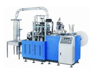 Automatic Medium Speed Paper Cup Machine