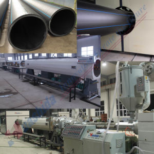 PE Pressure Pipe Production Line (160-315mm) pictures & photos