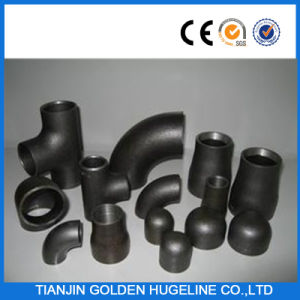 Asme B16.11 Carbon Steel Socket Welded Elbow pictures & photos