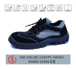 Low Price S3 Standard Safety Shoes/Work Shoes