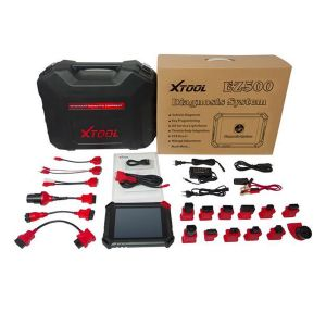 Xtool Ez500 Full-System Diagnosis for Gasoline Vehicles with Special Function Same Function with Xtool PS80 pictures & photos