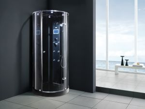 High Quality Computer Controlled Steam Sauna Shower Cabinet Room (BA-Z604) pictures & photos