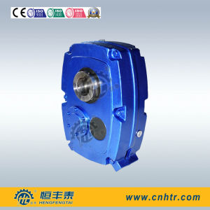 Hxgf /Smr Shaft Mounted Helical Gear Reducer for Conveyor