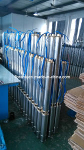 Submersible Pump (4 inch deep well pump with CE) pictures & photos