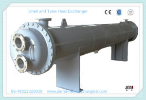 Shell and Tube Heat Exchanger for Cooling Hydraulic Oil and Water pictures & photos