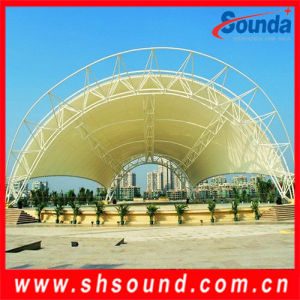 Heavy Weight PVC Tarpaulin for Tent for Cover pictures & photos