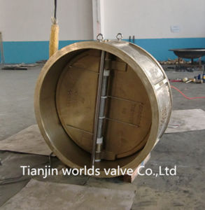 Al-Bronze Wafer Check Valve (H77X-10/16)