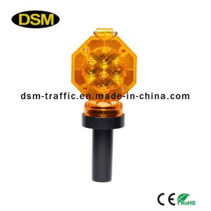 Solar Traffic Warning Lamp (DSM-1) pictures & photos