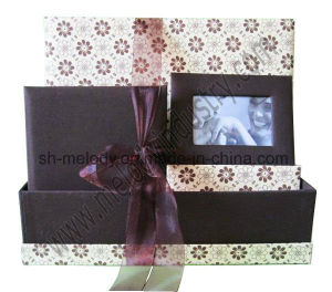 Equisite Scrapbook Kit/Photo Frame/Photo Album Kit for Wedding & Room Decoration pictures & photos