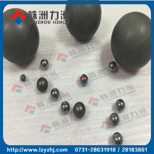 Tungsten Carbide Blank Balls for Valves and Bearings