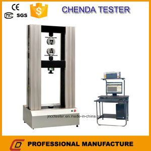 Wdw-100 Computer Control Electronic Universal Testing Machine with High Temperature furnace