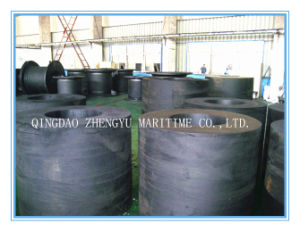 Marine Cylindrical Rubber Fender for Port Protection