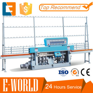 Automatic Straight Edging Machine for Glass Processing