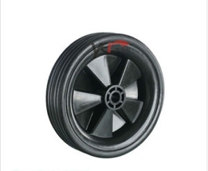 "6""Air Compressor Rubber Wheels"