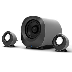 2.1 Mini Subwoofer Speaker (S81-Black)