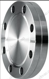 CF Blank Flange for Vacuum Valves pictures & photos