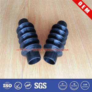 Plastic Flexible Corrugated Pipe with Plastic Caps pictures & photos