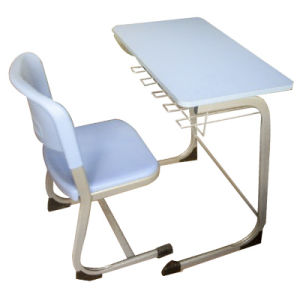 Single Student Desk and Chair/School Classroom Furniture (HT-01)