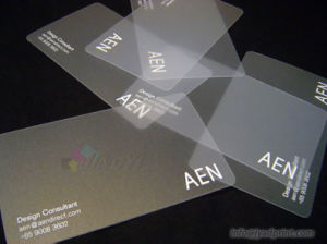 China high quality digital printing frosted transparent business high quality digital printing frosted transparent business name card colourmoves