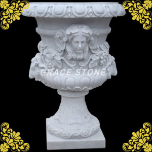 Garden Decorative Stone Flower Pot pictures & photos