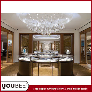 Hot Sale Jewelry Display Showcases for Boutique Jewelry Retail Store