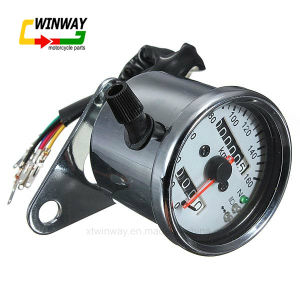 Ww-7251 Motorcycle Part Speedometer for Modified Jh70 pictures & photos