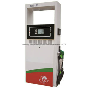 Petrol Station of Sigle Pump - Two Displays and TV Can Be Set pictures & photos