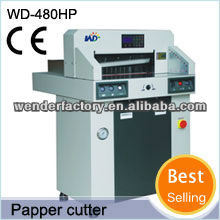 Professional Manufacturer Heavy Duty High Speed Hydraulic Paper Cutting Machine pictures & photos