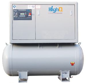 30HP Stationary Air Cooled Combined Compressors