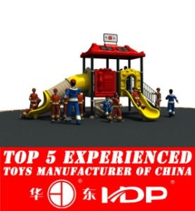 HD2014 Outdoor Fire Man Collection Kids Park Playground Slide (HD14-028C) pictures & photos