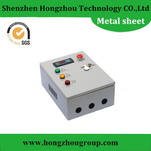Customized Indoor Electrical Switchgear Cabinet Supplier pictures & photos