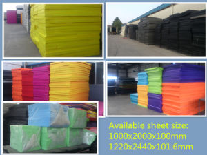 Shockproof One Stage PE Foam Sheets pictures & photos