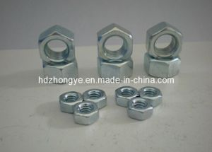 Hex Head DIN934 Carbon Steel Hex Nut pictures & photos