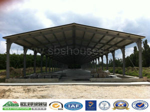 High Quality Metal Welding Pre Engineered Steel Structure Workshop