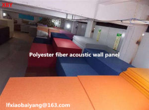 Acoustic Panel Polyester Fiber Board Decoration Panel Wall Panel Ceiling Panel pictures & photos