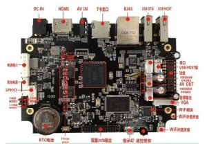 A20 Android Development Board Allwinner A20 Android Board Android  Motherboard
