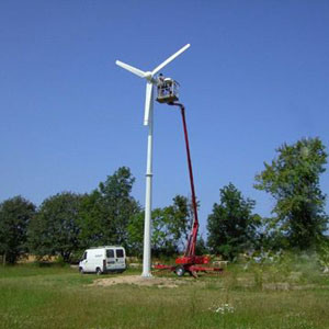 Low Speed Wind Turbine Power Generator (H9.0-20KW)