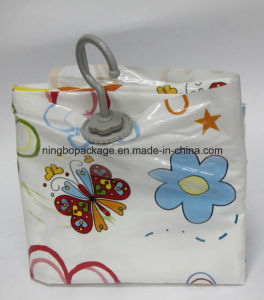 Printed Vacuum Plastic Bag pictures & photos