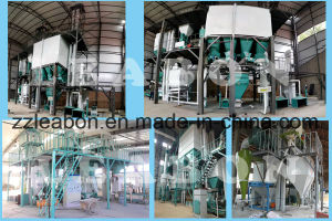 Ce Approved Chicen Feed Pellet Production Line pictures & photos