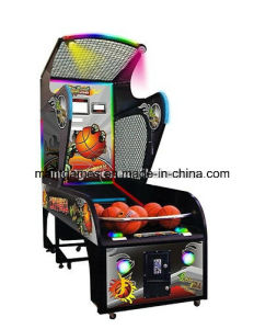 Entertainment Coin Operated Game Luxury Street Basketball Machine pictures & photos