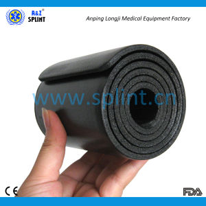 "36"" Universal Grey Foam Splint for Military Immobilization"