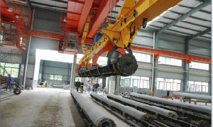 Lifting Appliance for Electric Concrete Pole Production Line