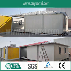 Slope Roof 20ft Modular Container House