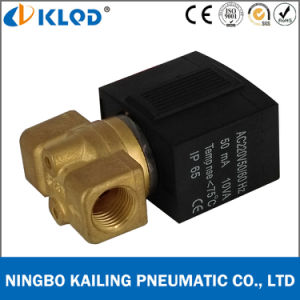 Vx2120-08 1/4 Inch Direct Acting Solenoid Control Brass Valve pictures & photos