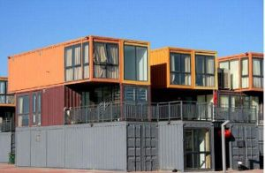 New Design Customized ISO Container House/ Living Home/ Camp pictures & photos