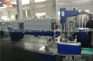 Automatic PE Film Shrink Wrapping Equipments Manufacturing Plant pictures & photos